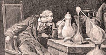 Huile de haarlem alchimiste