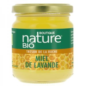 Miel de Lavande bio Boutique Nature