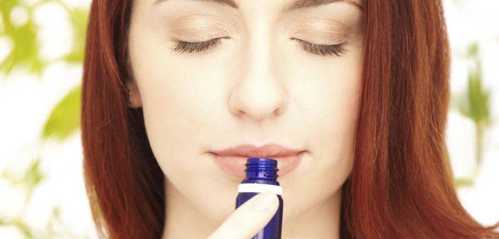 Huile respiratoire et decongestionnante aux huiles essentielles