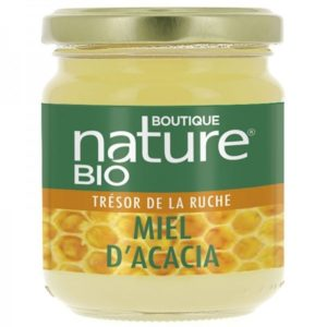 Miel d'Acacia bio Boutique Nature