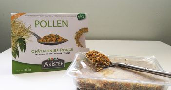 pollen frais congele de chataignier