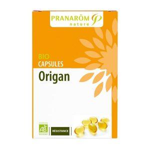 Origan capsules de Pranarôm