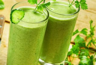 Recette Detox Poudre De Moringa Jus De Fruits Legumes