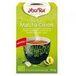 Thé vert Matcha Citron Yogi Tea