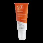 Spray solaire SPF50+ visage et corps bio