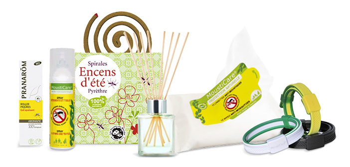 faire les courses pour gamme exclusive offrir des rabais Anti-moustique, les remèdes naturels vraiment efficaces ...