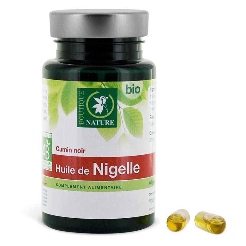 Huile de nigelle la graine noire aux bienfaits mill naires le mag 39 - Combien de graines de nigelle par jour ...