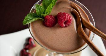 Mousse au chocolat Moringa