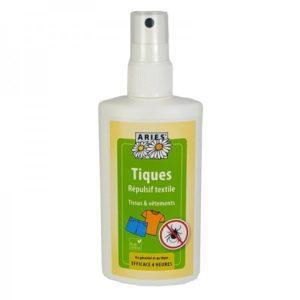 Spray répulsif textile
