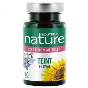 Teint estival Boutique Nature
