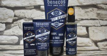 Only for men de Benecos, le test
