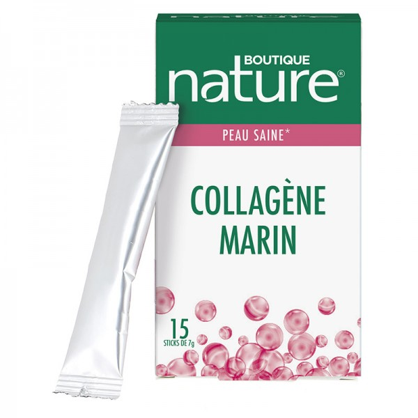 Collagène marin en stick Boutique Nature