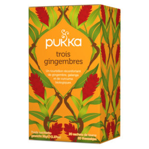 Infusion Trois Gingembre - Pukka