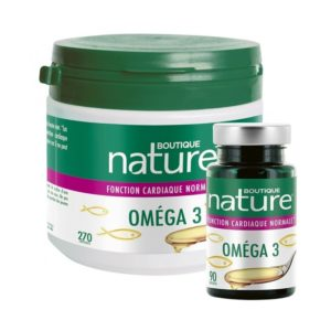 Omega 3 Boutique Nature