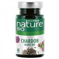 Chardon Marie en gélule de Boutique Nature