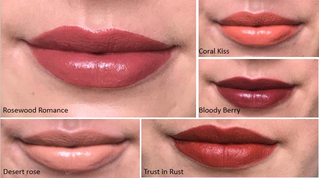 Test des rouges à lèvres liquides mat de Benecos
