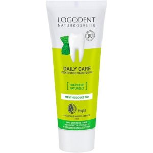 Dentifrice Daily Care menthe fraiche naturelle - Logodent