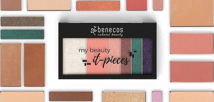La palette à maquillage rechargeable Benecos à composer soi-même
