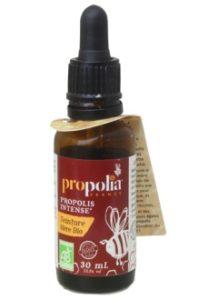 Propolis intense bio en teinture mère de Propolia