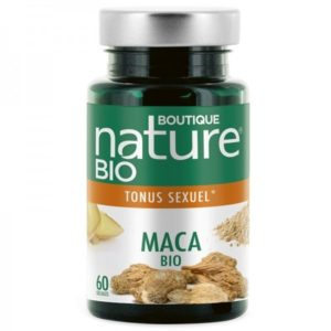 Maca bio - Boutique Nature - 60 gélules