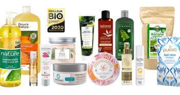 Meilleurs produits bio 2020, nos choucoux parmi les lauréats