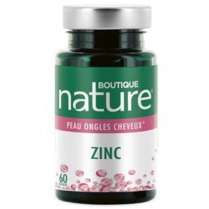 Zinc Boutique Nature - 60 gélules