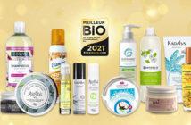 Meilleurs produits bio 2021, découvrez nos préférés parmi les lauréats !