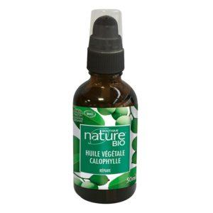 huile végétale de calophylle