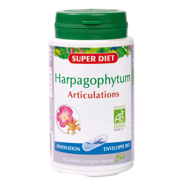 gélule harpagophytum