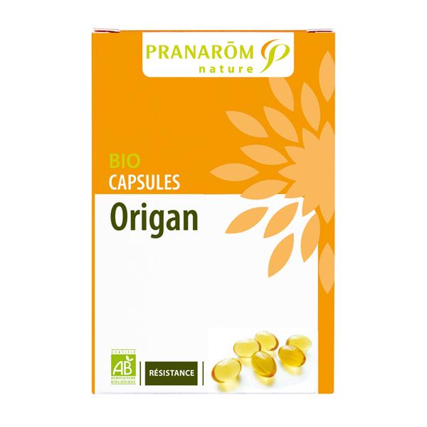 Origan bio capsules