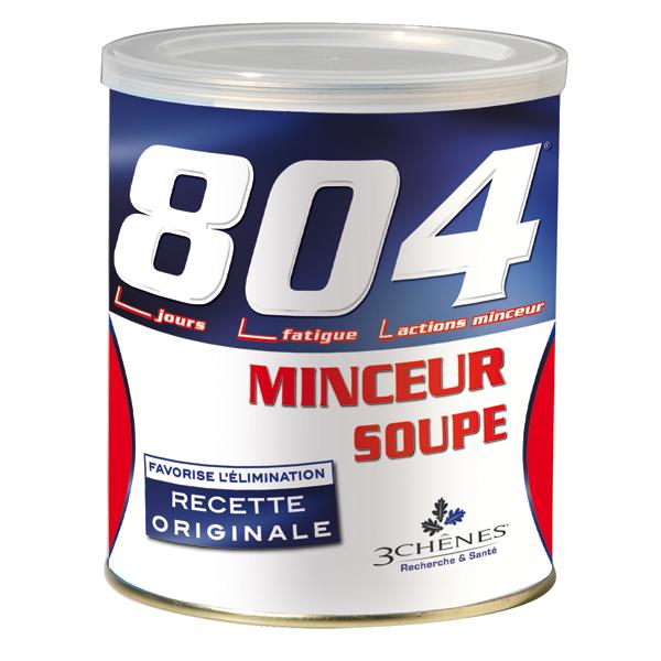 804 soupe préparation instantanée