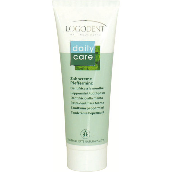 Dentifrice menthe bio - Daily Care