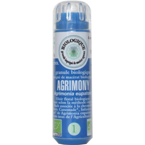 Aigremoine N°01 (Agrimony)