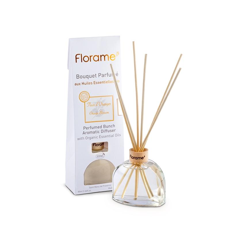 Bouquet parfumé Fleur d'oranger bio